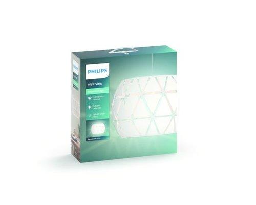 Philips Smart Volume Sandalwood Suspension - Blanc