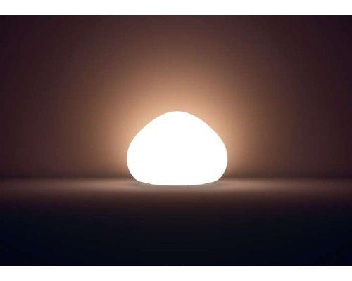 Philips Hue HUE Wellner tafellamp LED E27 1x9,5W/806lm wit