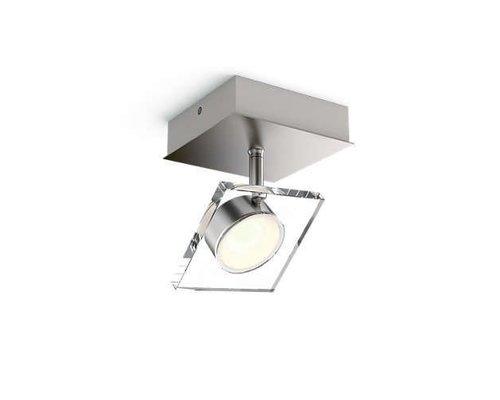 Philips Golygon opbouwspot chroom 1-licht