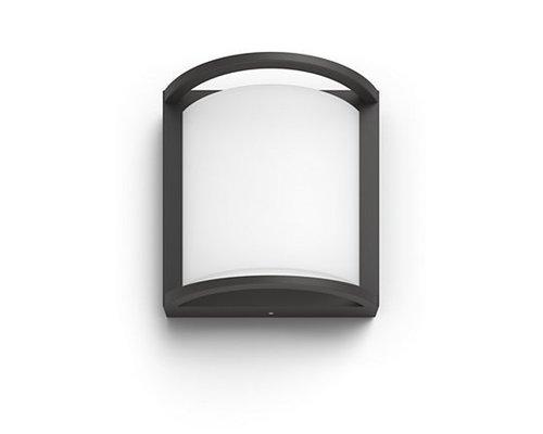 Philips Samondra wandlamp donkergrijs