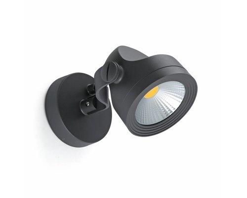 Light Gallery Alfa wandlamp grijs
