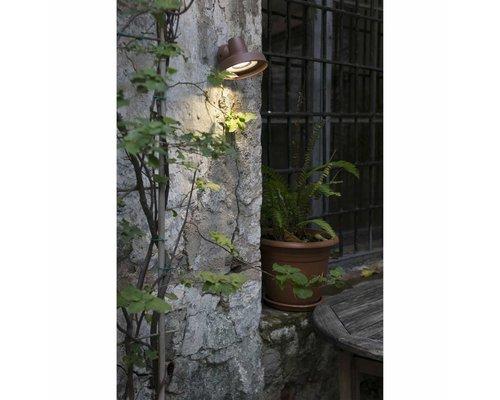 Light Gallery Bronx wandlamp grijs