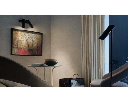 Light Gallery Link wandlamp zwart 1-l