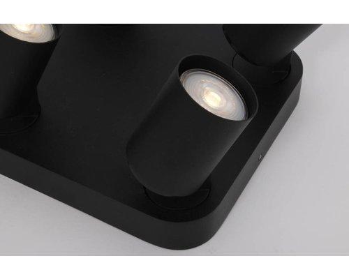Light Gallery Viva opb spot zwart 4L