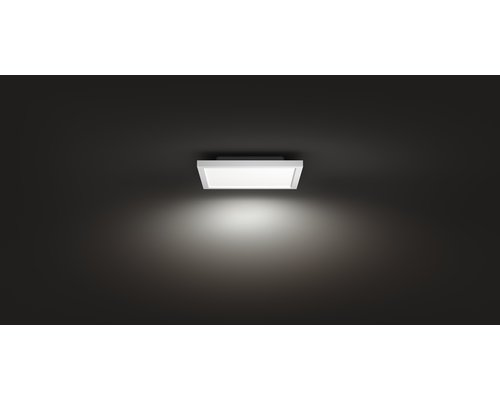 Philips Hue HUE Aurelle White Ambiance panel light vierkant klein LED 28W 2200lm wit + switch