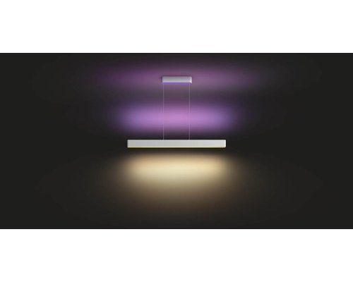 Philips Hue HUE Ensis White & Color Ambiance hanglamp LED 2x39W/3000lm wit