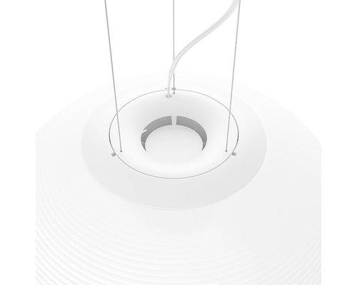 Philips Hue Flourish White & Colour Ambiance suspension LED 39W 3000lm blanc