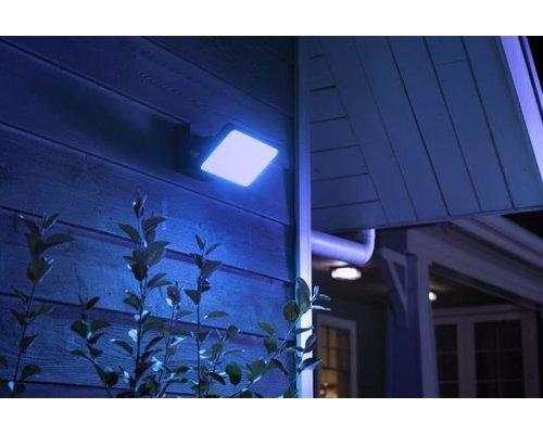 Philips Hue Discover chauffage de jardin Ambiance Blanc et Couleur 15W 2300lm noir