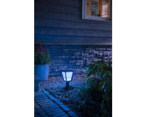 Philips Hue Hue Econic White Ambiance Couleur Base Ambiance LED 15W 1150lm noir