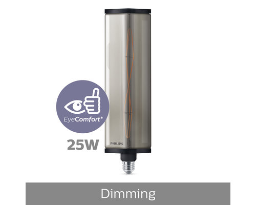 Deco lamp Crystal giant Led E27 35W 400lm 2700K