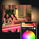 Philips Hue Lightstrip blanc & couleur ambiance 1650lm IP67 5m