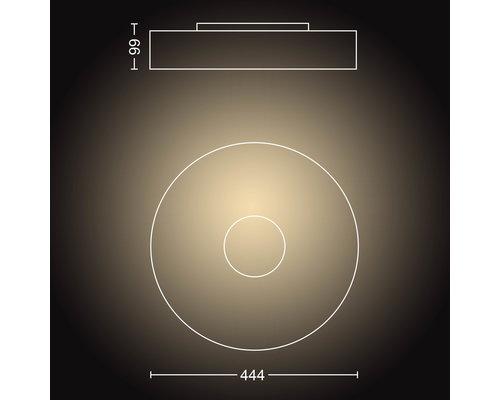 Philips Hue HUE Fair BT plafonnier LED 1x33.5W blanc