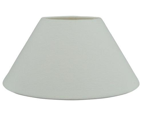 Light Gallery Abat-jour LINDA blanc perle 30x13x14
