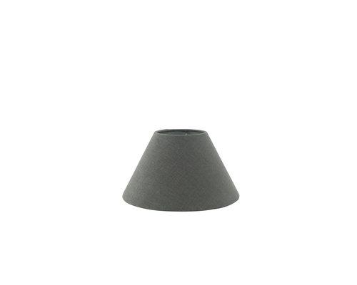Light Gallery Abat-jour LINDA gris 30x13x14