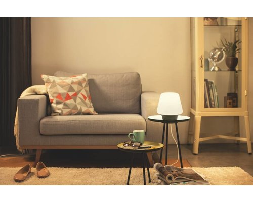 Philips Hue HUE Wellness lampe de table LED 1x9.5W / 806lm noir