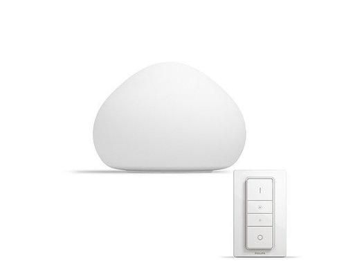 Philips Hue HUE Wellner lampe de table LED E27 1x9.5W / 806lm blanc