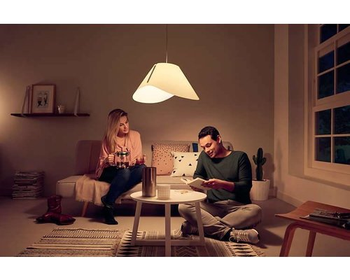 Philips Smart Volume Ecru Suspension - Blanc