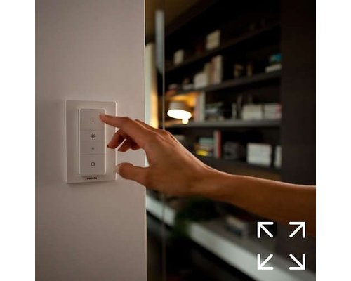 Philips Hue HUE dimming switch