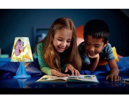 Philips Disney Dory bureaulamp blauw