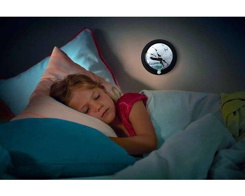 Philips Star Wars sensor dag & nacht zwart