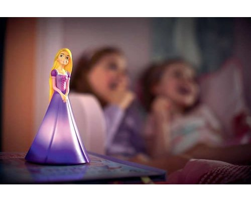 Philips Disney Rapunzel nachtlampje paars