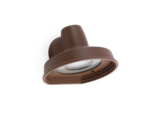 Light Gallery Bronx wandlamp bruin