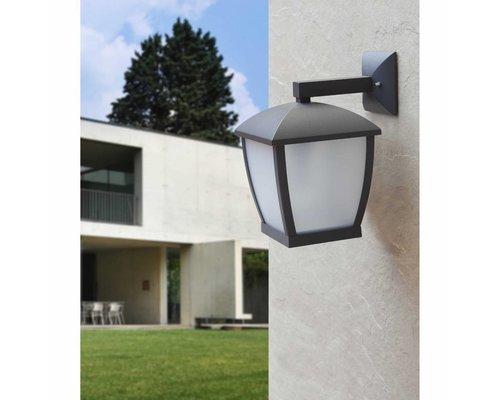 Light Gallery Wilma wandlamp grijs