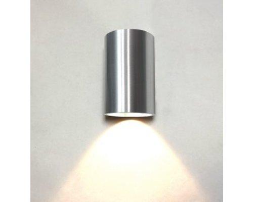 Light Gallery Tanya wandlamp alu 1-licht