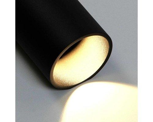 Light Gallery Tanya wandlamp bruin 2-licht