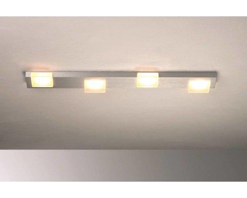 Light Gallery Lamina plafondlamp alu 4-licht