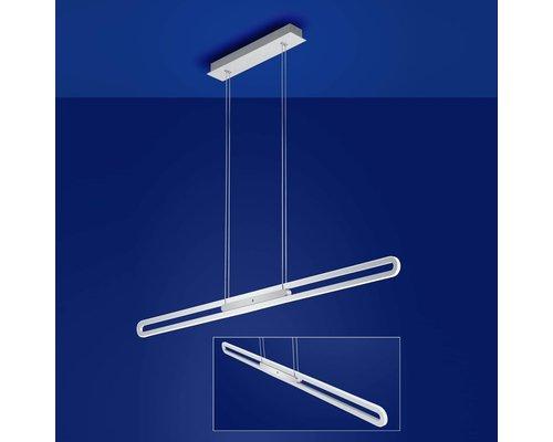Light Gallery L-Over hanglamp alu