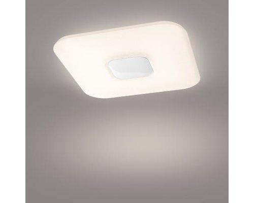 Philips Haraz square plafondlamp wit
