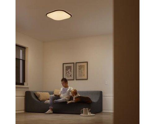 Philips Cavanal square plafondlamp wit