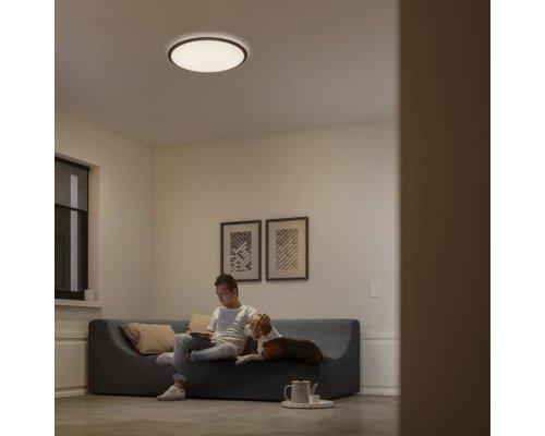 Philips CAVANAL 40K plafondlamp 18W wit