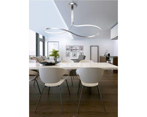 Light Gallery Plafonnier LED 40W Nur - Marron