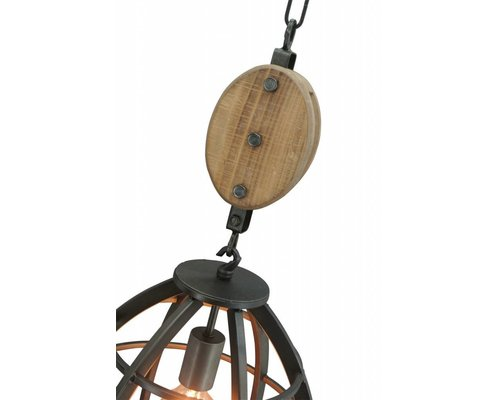 Light Gallery Lucca hanglamp 2L staal