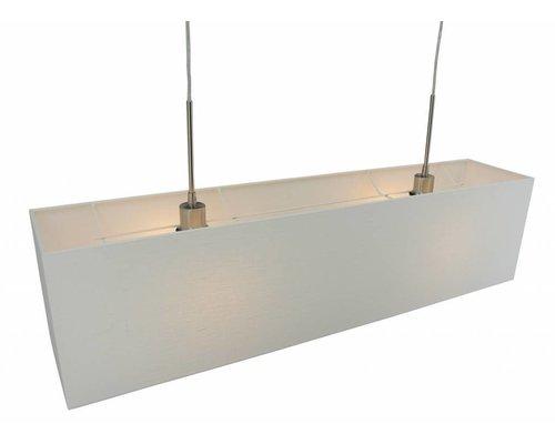 Light Gallery Kap hanglamp wit 100x20x25