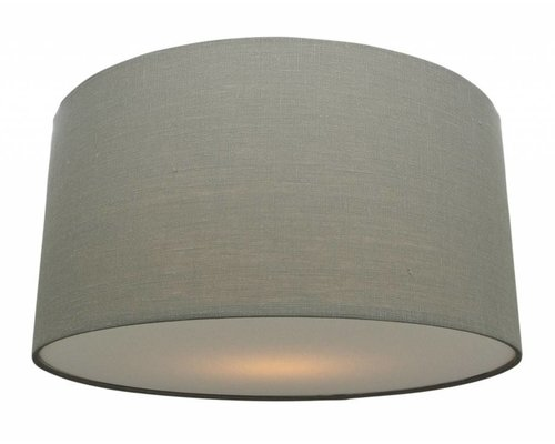 Light Gallery Kap plafondlamp taupe 40x40x20