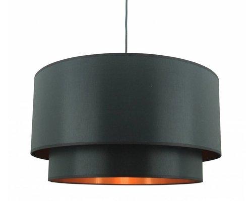 Light Gallery Jacky hanglamp zwart goud