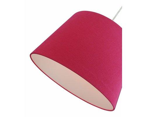 Light Gallery Kap linda pink 40x32x25