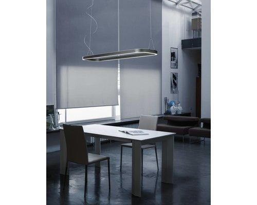 Light Gallery Costo Hanglamp Bladzilver - Groot