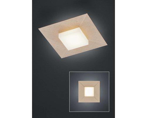 Light Gallery Diamond Plafondlamp - Roosgoud