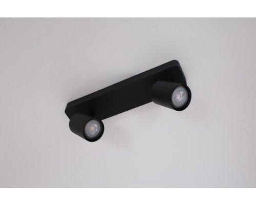 Light Gallery Viva opb spot zwart 2L