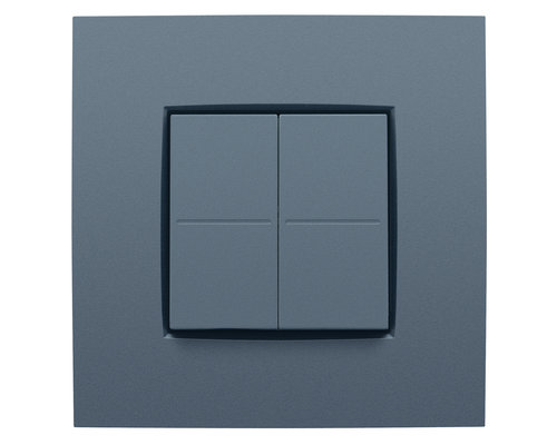Light Gallery Niko Dimmer switch pour Philips Hue - Anthracite intense