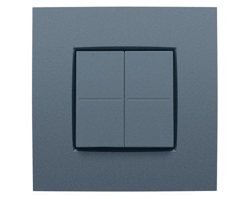Light Gallery Niko Dimschakelaar voor Philips Hue -  Intense anthracite