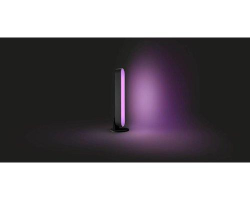 Philips Hue HUE lampe de table à jouer LED 1x6W / 530lm kit d'extension noir