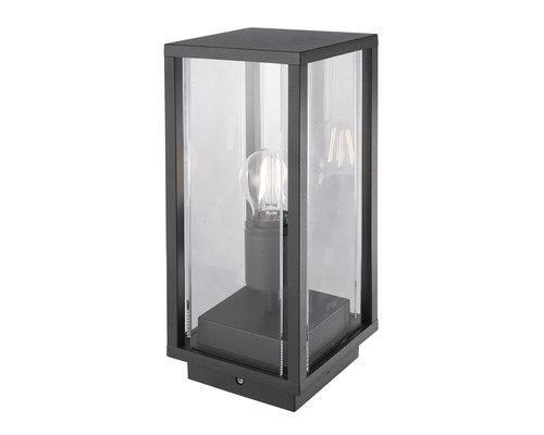Light Gallery Meribel tafellamp 1xE27 donkergrijs