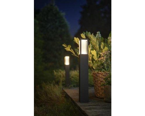 Philips Hue Impress White Ambiance Color Borne d'ambiance LED 8W 1200lm noir