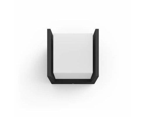 Philips Hue Hue Fuzo White applique 15W 1150lm noir