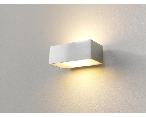 Light Gallery Eindhoven wandlamp LED 2x5W/450lm alu
